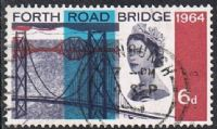 GB SG660 Forth Road Bridge 6d good/fine used